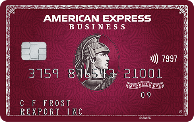 American Express Business Plum
