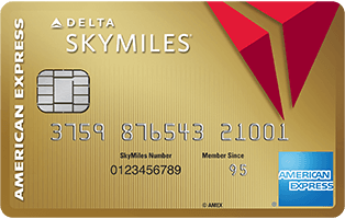 best credit cards for miles American Express Delta SkyMiles