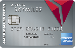 best credit cards for miles American Express Delta Platinum
