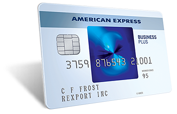 Image of American Express Business Card
