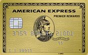 American Express Premier Rewards Gold Card
