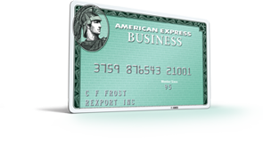 Business green card american express images card design and card american express serve login beautiful relaunch of serve with american express serve login with american express reheart Image collections