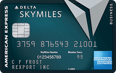Delta Reserve for Business Credit Card (166)