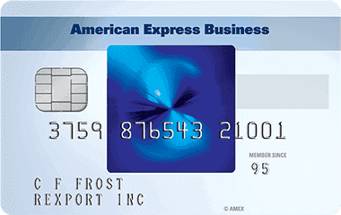 Blue for Business Credit Card American Express