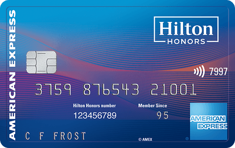 Travel credit cards earn rewards when traveling american express view details for the hilton honors ascend card reheart Image collections