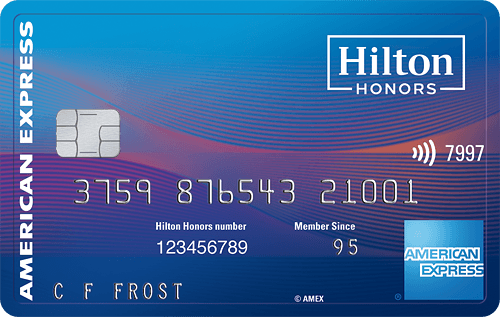 Hilton Honors Ascend Card From American Express Earn