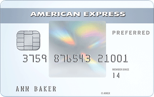 Amex EveryDay<sup>®</sup> Preferred Credit Card