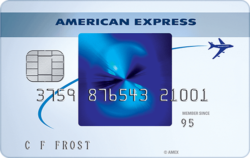 Blue Sky Card From American Express Earn Blue Sky Points