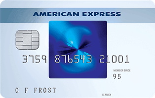 Blue from American Express® - Earn Rewards Points