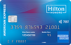 Hilton Honors™ Credit Card  American Express