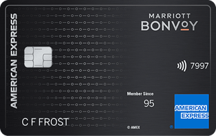 Marriott Bonvoy Brilliant<sup>™</sup> American Express<sup>®</sup> Card