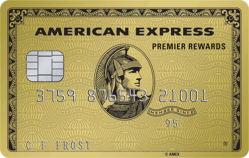 Premier rewards gold card from american express earn rewards points premier rewards gold card colourmoves