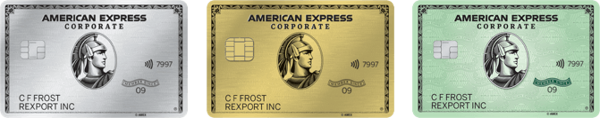 Corporate Card Programs from American Express