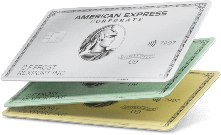 Corporate Credit Cards From American Express