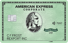 American Express Corporate Green Card