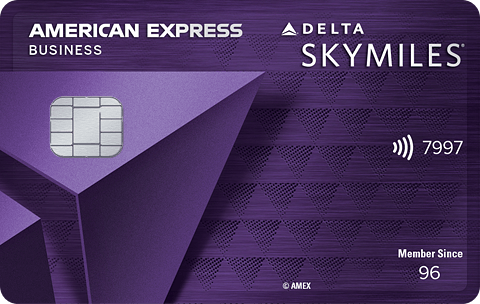 Delta SkyMiles<sup>&#174;</sup> Reserve Business Card