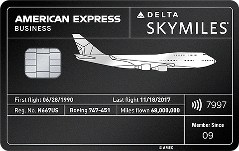 Delta SkyMiles Reserve Business Card