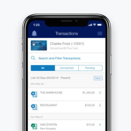 American Express Business App