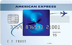 「Blue Sky Credit Card from American Express」的圖片搜尋結果