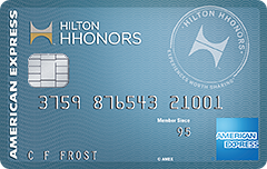 Hilton HHonors™ Card from American Express | Card Benefits ...