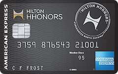 Hilton HHonors™ Surpass® Card from American Express | Card Benefits ...