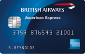 British Airways American Express� Credit Card