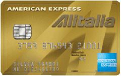 Carta Alitalia Oro American Express