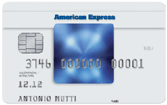 Blu American Express