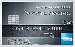 American Express® Cathay Pacific Elite Credit Card