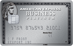 The Business Platinum CardTM from American Express®