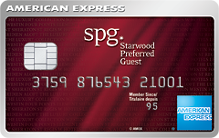 Starwood Preferred Guest®* Credit Card from American Express