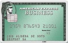 Tarjeta American Express Business
