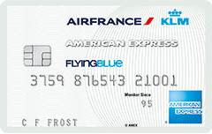 Flying Blue - American Express Entry Card
