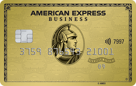 Business Gold Card American Express AT