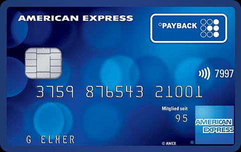 Payback American Express Karte Beantragen American Express