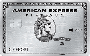 The American&nbsp;Express<sup>®</sup> Platinum Card