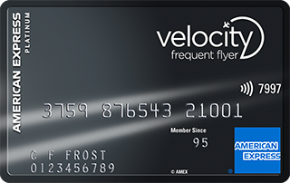The velocity platinum credit card amex australia ready to apply reheart Choice Image
