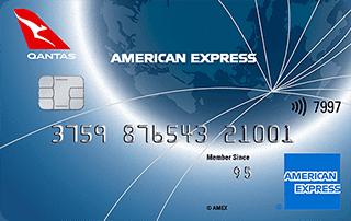The Qantas AmericanExpress Discovery Card