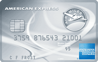 American&nbsp;Express<sup>®</sup> AIR&nbsp;MILES<sup>®*</sup> Platinum Credit&nbsp;Card