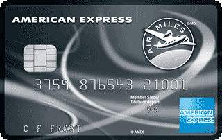American&nbsp;Express<sup>®</sup> AIR&nbsp;MILES<sup>®*</sup> Reserve Credit&nbsp;Card