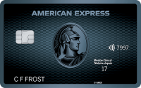 American&nbsp;Express Cobalt<sup>TM</sup> Card