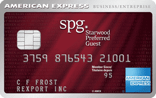 American express business gold rewards card american express canada starwood preferred guest business credit card from american express reheart Image collections