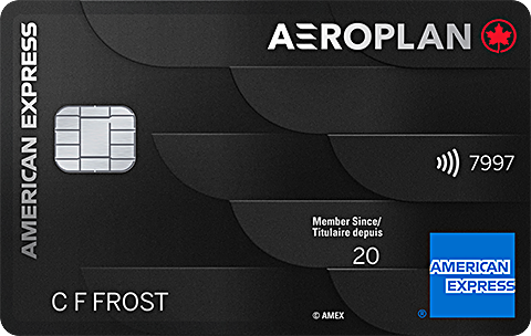 Apply now for the Aeroplan<sup>®*</sup> Reserve Card and get a response in 60 seconds.