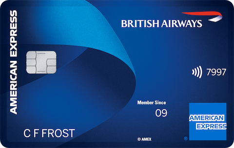 British Airways American&nbsp;Express<sup>®</sup> Credit&nbsp;Card