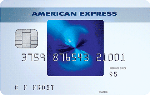 The American&nbsp;Express<sup>®</sup> Rewards Credit&nbsp;Card