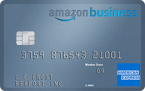 Amazon Business American&nbsp;Express<sup>®</sup> Card