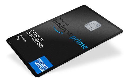 Amazon Business&nbsp;Prime American&nbsp;Express<sup>®</sup> Card