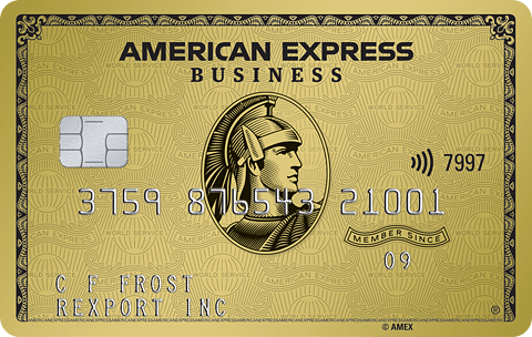 Gold Business Card American Express Hk