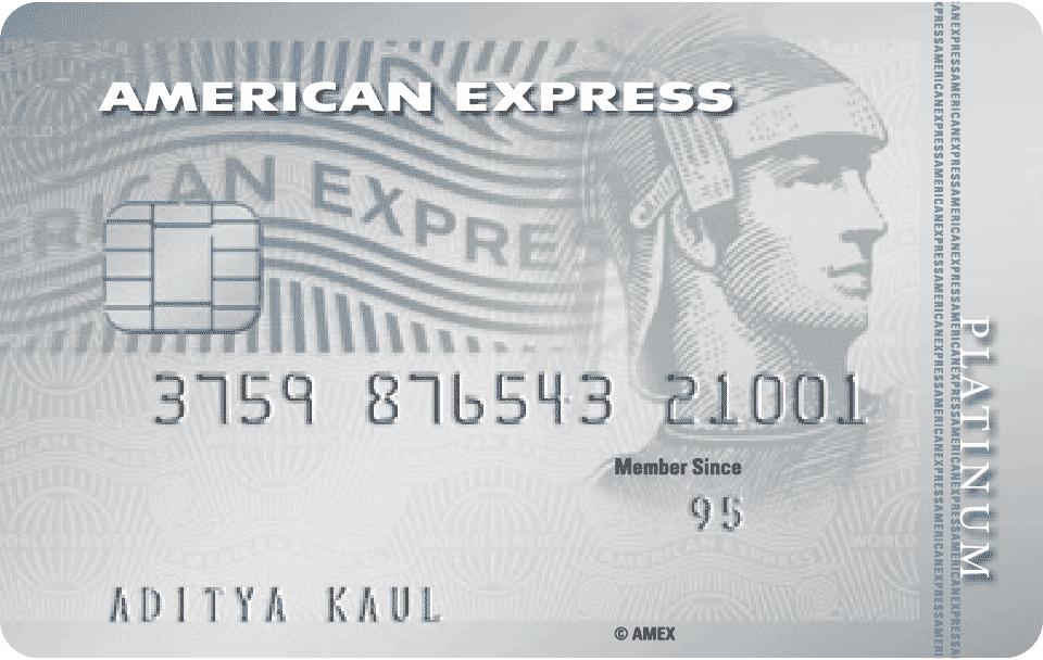 Image result for american express platinum travel card