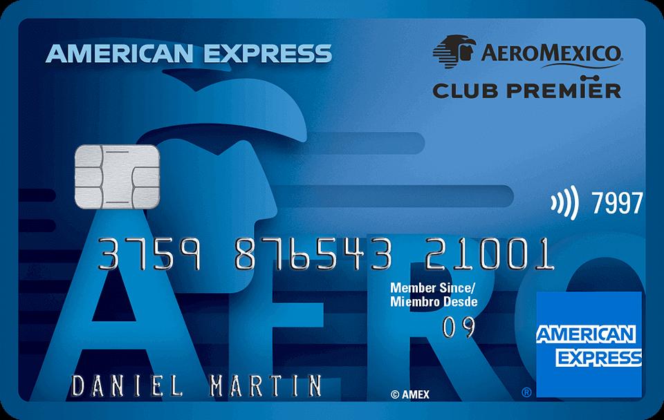 La Tarjeta AmericanExpress® Aeroméxico